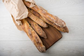 Gourmetbas leipäseos