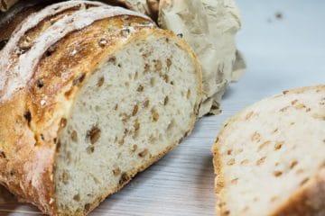 Glutenfri Multiseed brödmix