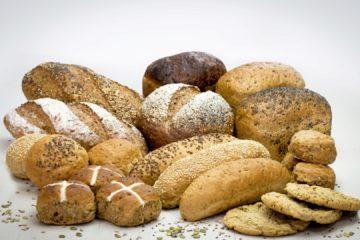 Leipäjauhot ja paranteet
