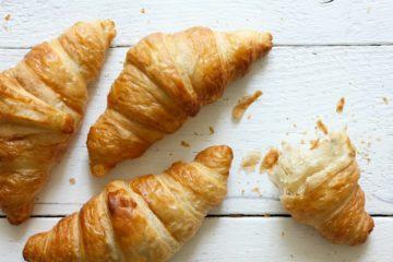 Kaulintamargariini W-Plunder Croissant Platt