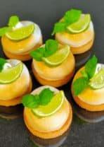 Mocktail-täytteet kesän leivonnaisiin