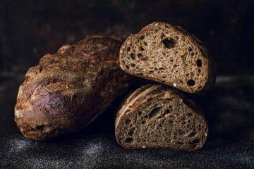 Dark Levain leipäseos